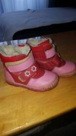 Girls winter shoes s 26