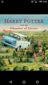 Harry Potter and the Chamber of Secrets - Illutrated edition