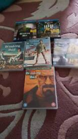 Breaking Bad (DVD & Blu-ray)