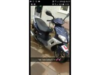Sinnis Matrix 2 125cc Moped Learner Legal