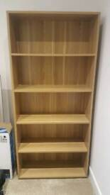 John Lewis Pine Bookcase