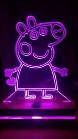 Peppa Pig light
