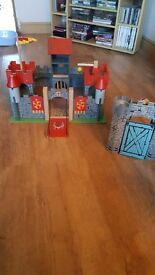 Toy Fort/Castle by Le Toy Van