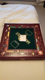 Monopoly Franklin Mint collectors edition