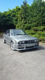BMW E30 325i Convertible 1988 Manual in Great Condition (Reduced Price for Quick Sale)