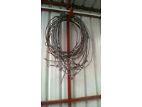 wire ropes with turnbuckles