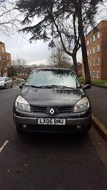 Renault Grand Scenic - seven seats - great condition
