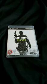 COD Modern Warfare 3 PS3