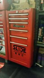 SNAP ON SIDE DRAWS