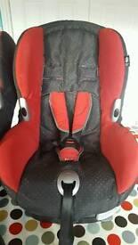 Maxi Cosi Priori car seat.