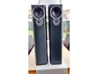 Mission V62 Volare floorstanding HiFi speakers