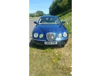 Jaguar S-type 2.5ltr V6 - NOW WITH YEAR MOT