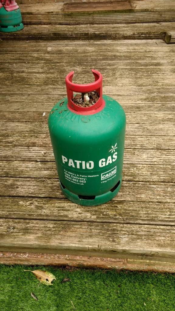 Gas bottle full size 13kgin Locks Heath, HampshireGumtree - Gas bottle empty. Would cost normally 39.99£ deposit plus the gas.Tel. 07928130222