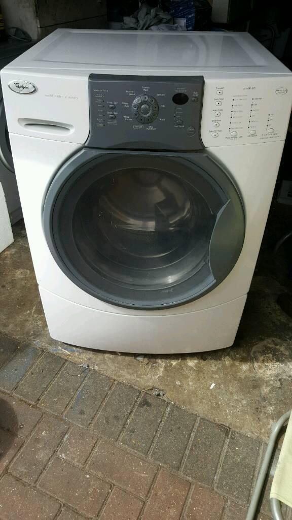Whirlpool washiny machine