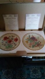 The country diary of an Edwardian lady display plates