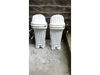 Gunn & Moore 202 Ambidextrous Professional Cricket Batting Pads (Pair)
