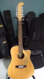 Fender Villager 12 String Guitar