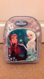 Disney Frozen bags.