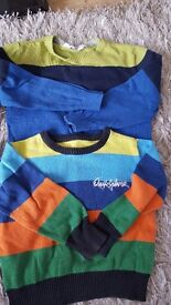 Huge bundle of boys clothes 1-2 years (35 items) £20!