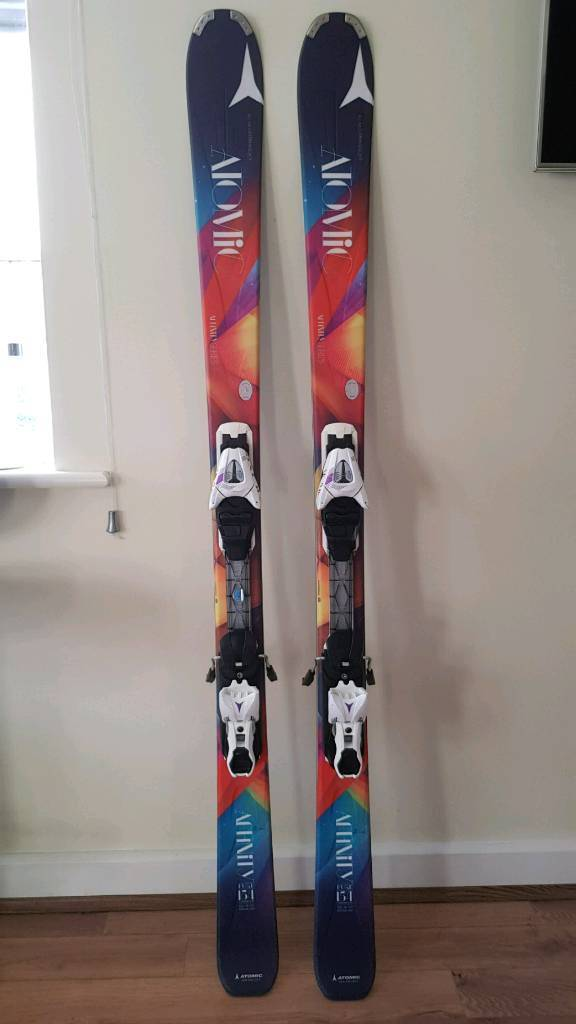 67264adf1f56 SOLD Skis Atomic Affinity Pure 2015 Women s 154cm