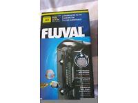 Fluval aquarium filter