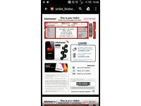 2 x Chase & Status tickets