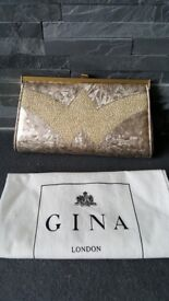 Clutch bag with handle & strap perfect for a wedding