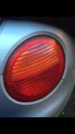 Vw Beetle rear light