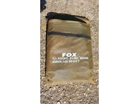 Fox classic euro dome groundsheet