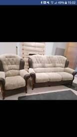 Italian handmade sofa