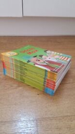 24 books Level 4-6 Biff, Chip and Kipper- Oxford Reading Tree