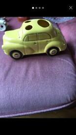 Sadler taxi car figure collectable antique holder display decorative piece