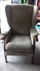 Good quality high back chair for refurbishment project