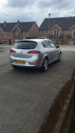 Seat Leon- full years mot