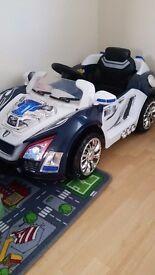 Kids 12v r/c car