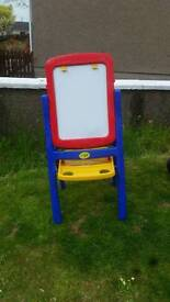 Crayola children's easel