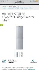 Hotpoint fridge freezer ffaa52s.1