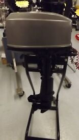 mariner 4hp outboard engine 2 stroke