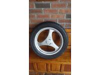 BMW R1100 - K 1100 Motorbike Rear Wheel