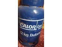 New gas cylinder