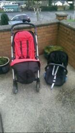 Mamas and Papas Glide Pushchair