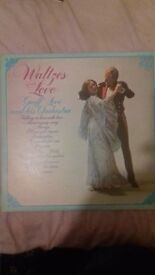 geoff love and his orchestra waltzers with love