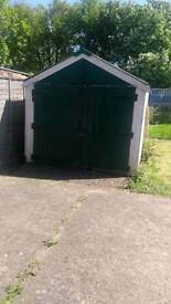 Garage/ large shed