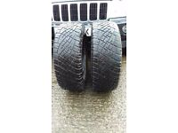 General Grabber Tyre part worn.