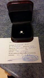 >>>>>>>>18kt WHITE GOLD DIAMOND RING (IDEAL CHRISTMAS PRESENT)<<<<<<<<<<<<<<<