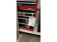 5 draw tool chest trolley brand new