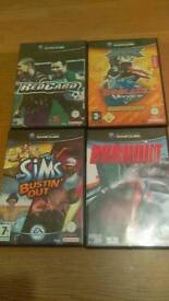 Gamecube Games Various priced