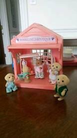 Sylvanian Families Madeleine's Boutique