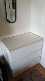 Large set of drawers