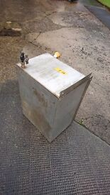 Stainless Boat Fuel Tank